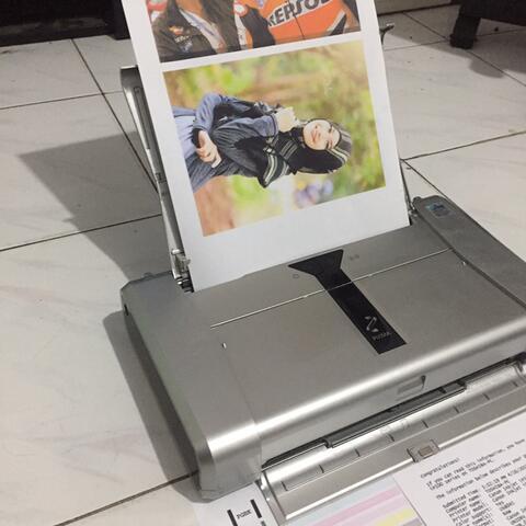 Printer Canon ip90v Portaible