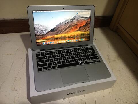 Macbook Air MD712 Mid 2013 Core i5 Ram 4gb Ssd 256gb 11 inch Fullset MD711 MJVM2