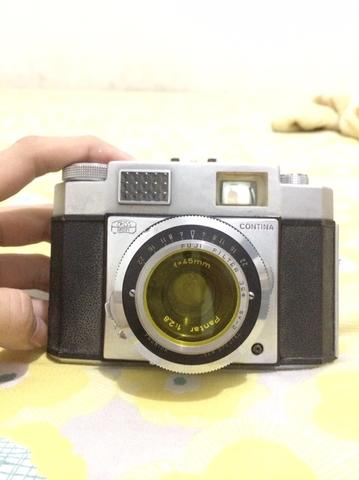 zeiss ikon contina analog