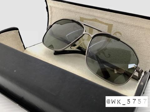 ORIGINAL DITA LANDMARK II TITANIUM MEN'S SUNGLASSES MADE IN JAPAN
