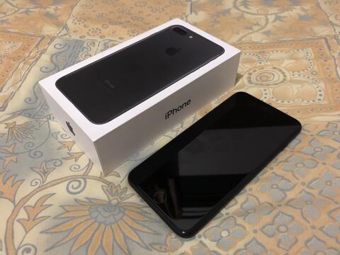 Iphone 7 Plus 32gb Black Perfect Condition