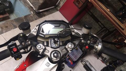 Honda Sonic 150R 2015 Bandung