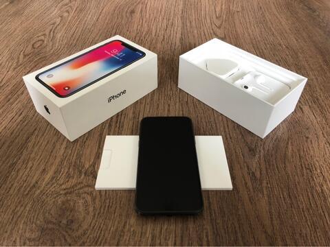 Apple iPhone X 64gb Space Grey. Sangat Super Istimewa.