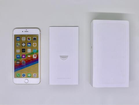 Terjual iPhone 6 Plus 128GB Gold Fullset Ex Garansi Resmi iBox  32ea3973b6