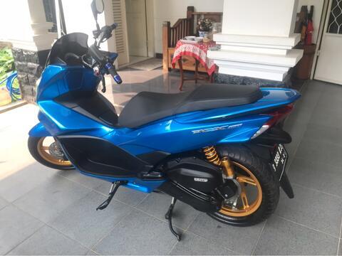 Honda PCX 2016 BU Thailand