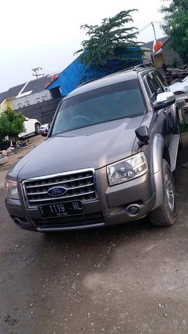 ford everest 2007 plat T second