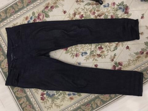 jeans denim uniqlo size 36 NEW