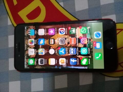 iphone 8 plus 64gb space gray masih garansi