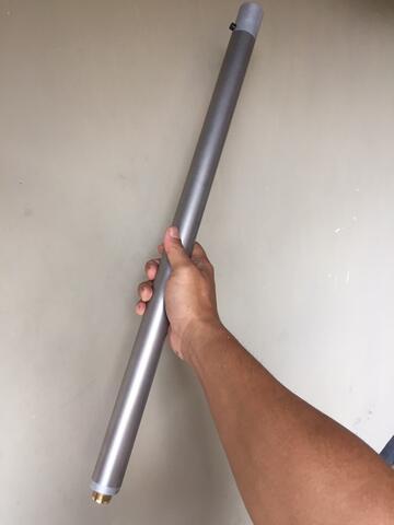 Tabung Titanium HW100
