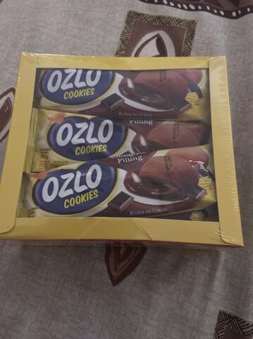 Ozlo Cookies