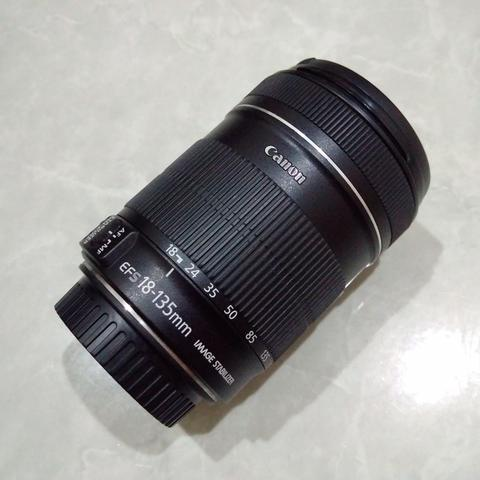 [CAKIM] WTS lensa Canon EF-S 18-135mm IS mulus