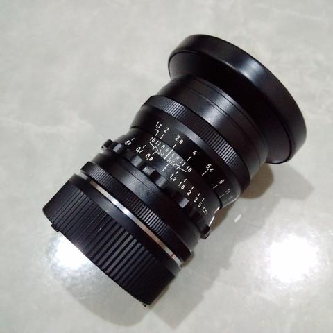 [CAKIM] WTS Voigtlander Ultron 35mm F1.7 Aspherical for Leica M mulus