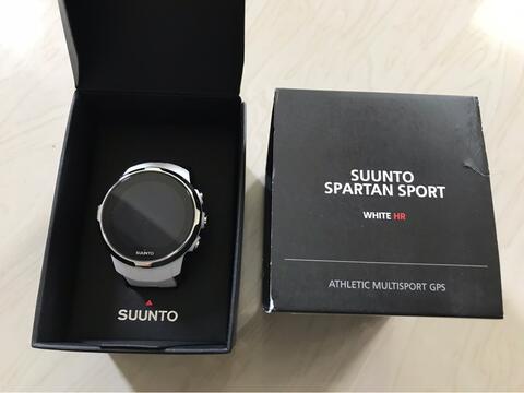 Suunto Spartan Sport White HR Original