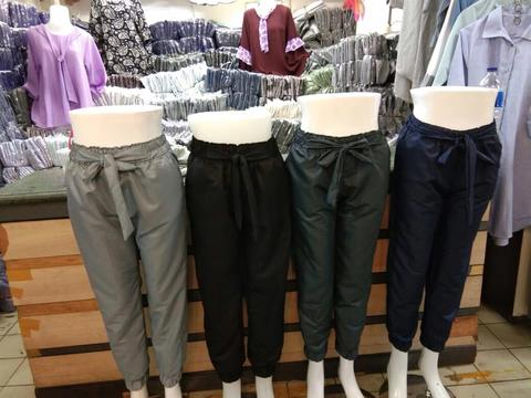 Agen Grosir celana joger wanita murah