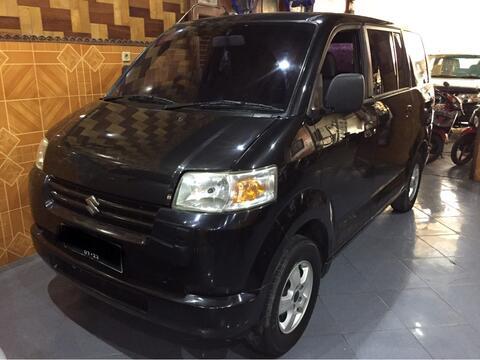 Suzuki APV L Manual Hitam met