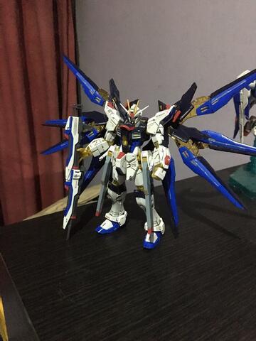 Jasa Rakit Model Kit (Gundam, dll)