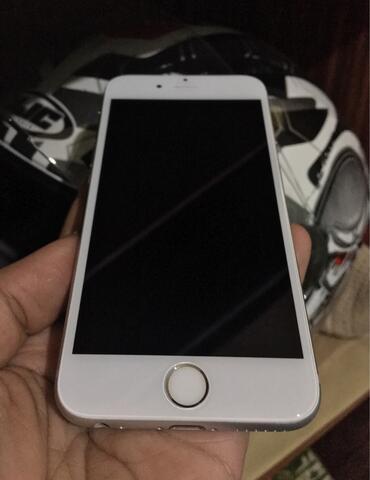 iphone 6s 64 silver mulus istimewa