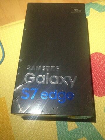 Samsung Galaxy S7 Edge Black (32 GB/4GB)