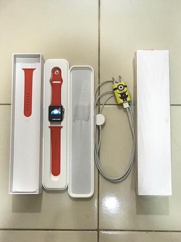 Apple Watch series 1 42mm second