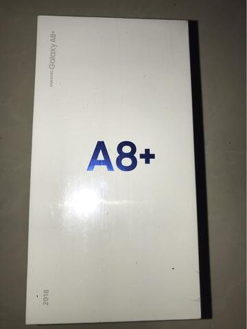 Samsung Galaxy A8+ Fullset Murah
