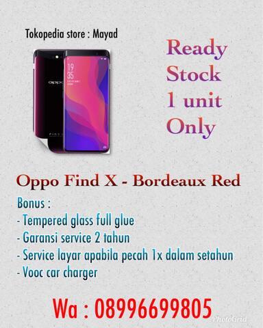 oppo find x - resmi indonesia