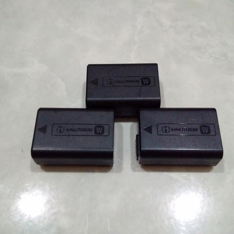 [CAKIM] WTS Baterai Sony NP-FW50 Original