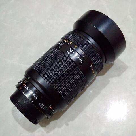 [CAKIM] WTS lensa Nikon 70-210mm F4-5.6 murah