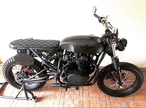 Yamaha XS 650cc