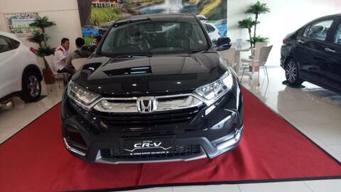 Kredit Honda HRV 1.5 Turbo Prestige