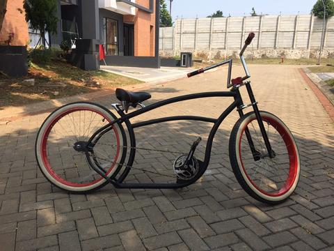"Low Rider 16"" Basman custom dijual"