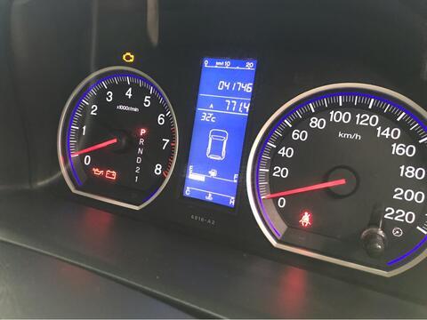 Honda CRV 2.4cc 2011 , tgn pertama dr baru , RAWATAN BENGKEL RESMI , KM 42rb pjk pnjg