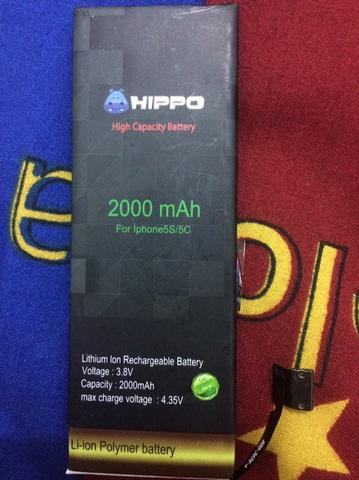 baterai hippo iphone 5s