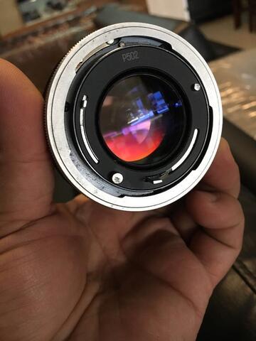 lensa manual canon 50mm f1.4 murah