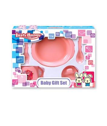 Lusty Bunny | Baby Feeding Set / Alat Makan Bayi