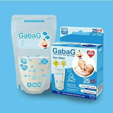 GabaG | Kantong ASI 100ml