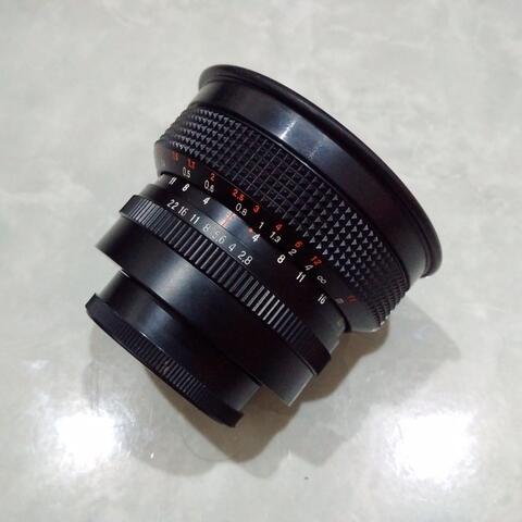 [CAKIM] WTS Carl Zeiss Jena DDR 20mm F2.8 MC Flektogon mulus