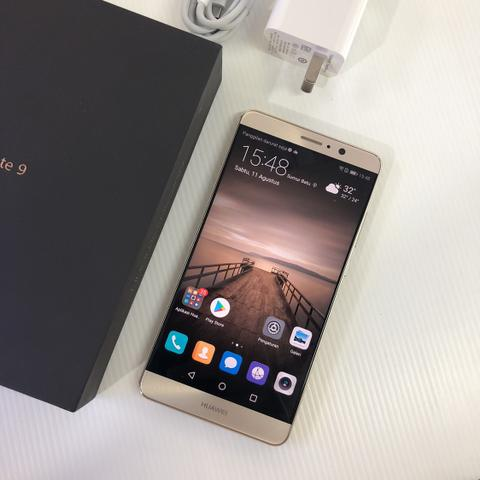 Huawei Mate 9 Pro 6/128GB Gold Super Mulus fullset Original