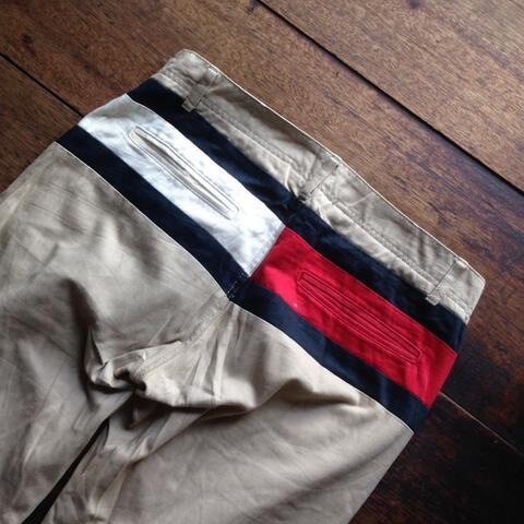 WTS Chino Tommy hilfiger Flag Not Supreme bape stussy visvim