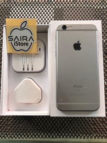 iPhone 6S 64GB Space Grey FP OFF Ex Inter