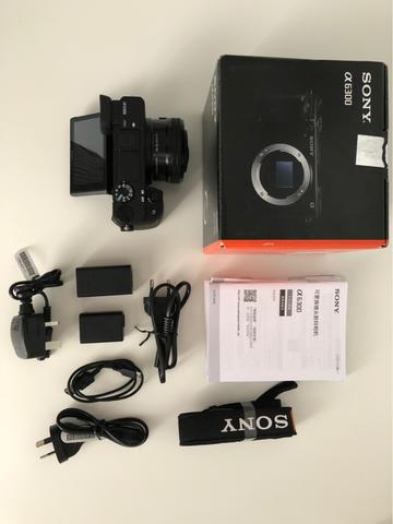 sony a6300 kit lens 16-50mm