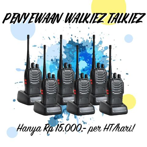 SEWA HT SURABAYA - MALANG HANDY TALKY WALKIE TALKIE