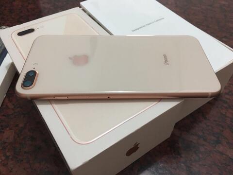 iPhone 8 Plus 64GB Garansi Aktif Nov 2018