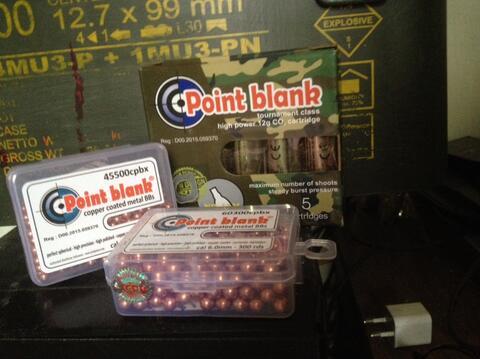 paket bb gotri dan co2 poinblank