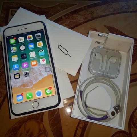 IPhone 6+ / 6 Plus / 6Plus 64 GB - Second - Ex Internasional - Murah