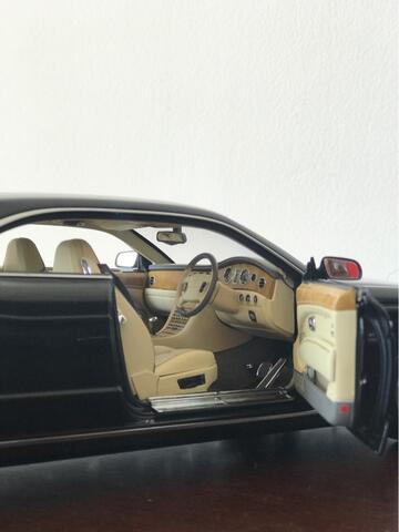 Minichamps 1:18 Bentley Brooklands 2008 Diecast Mobil