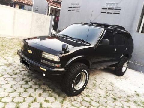 83 Koleksi Modifikasi Mobil Opel Blazer Terbaik