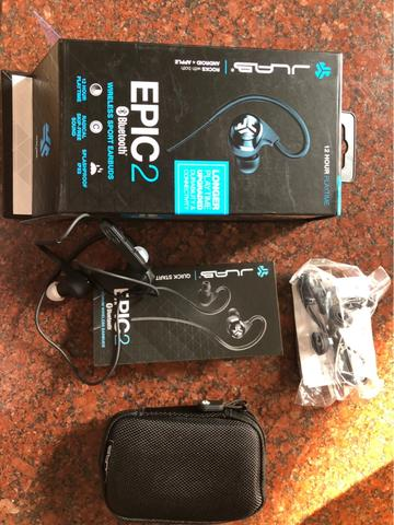 HEADSET BLUETOOTH JLAB EPIC 2- FULSET
