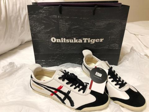 finest selection 55b9e 90156 Onitsuka Tiger Mexico 66 Deluxe Nippon Made Kabuki TH6A4L Original !!