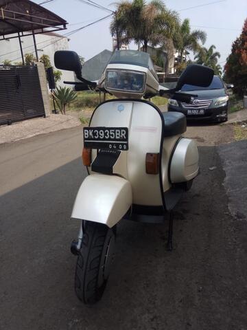 vespa Excel 150P original Bandung