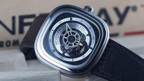 SEVENFRIDAY P1B-01 INDUSTRIAL SERIES AUTOMATIC 47MM